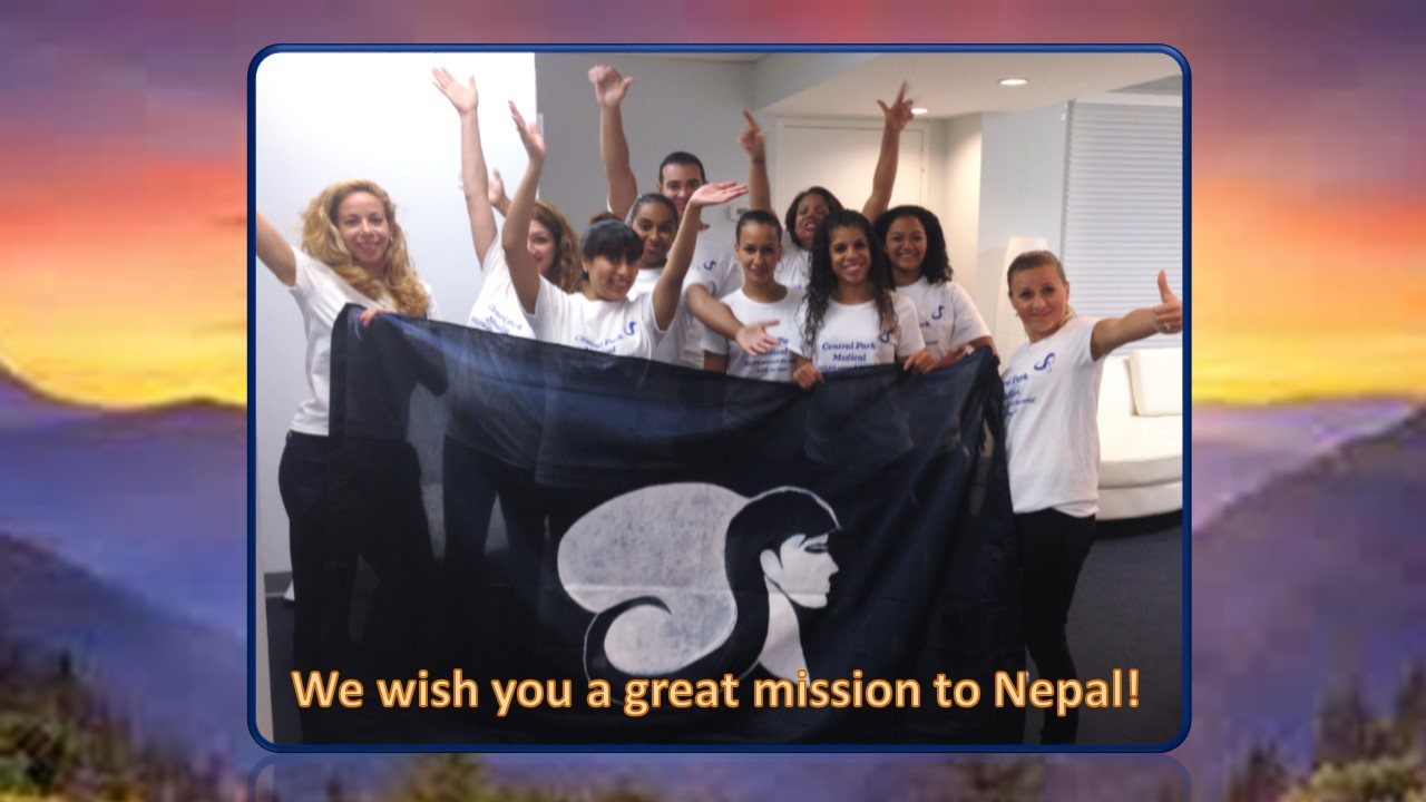 #7 The Mission to Nepal